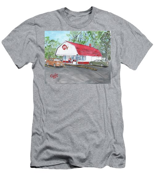 Dairy Queen  Men's T-Shirt (Athletic Fit)