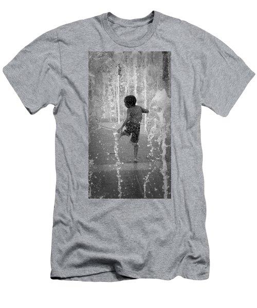 Dance Men's T-Shirt (Athletic Fit)