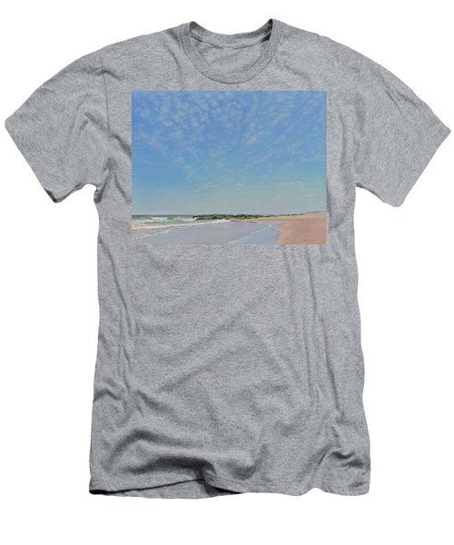 Dancing Sky In April Men's T-Shirt (Athletic Fit)