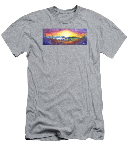 Dark Star Orchestra Dillon Amphitheater Men's T-Shirt (Athletic Fit)