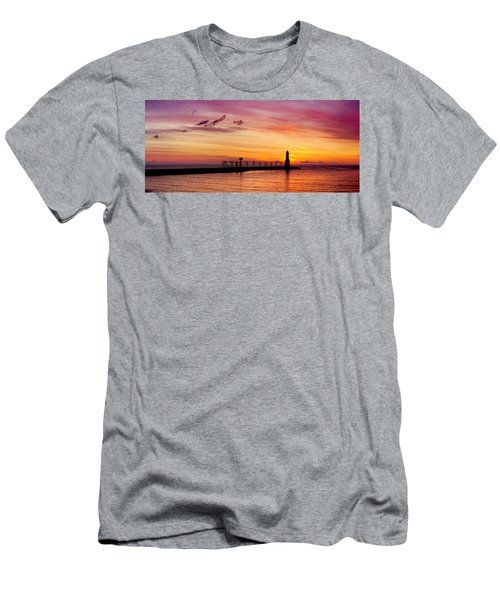 Dawn Of Promise Men's T-Shirt (Athletic Fit)