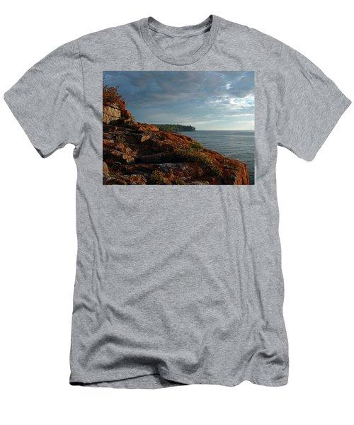 Daybreak At Campsite 19 Men's T-Shirt (Athletic Fit)
