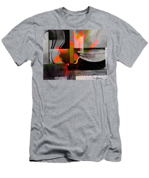 Decorative Design Men's T-Shirt (Athletic Fit)