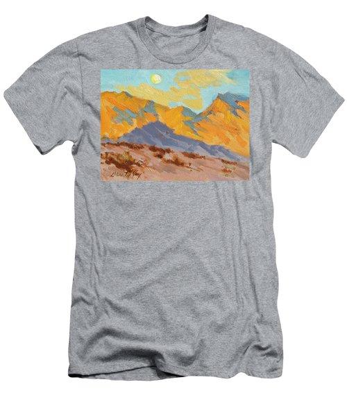 Desert Morning La Quinta Cove Men's T-Shirt (Athletic Fit)