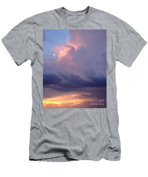 Desert Rainstorm 6 Men's T-Shirt (Athletic Fit)
