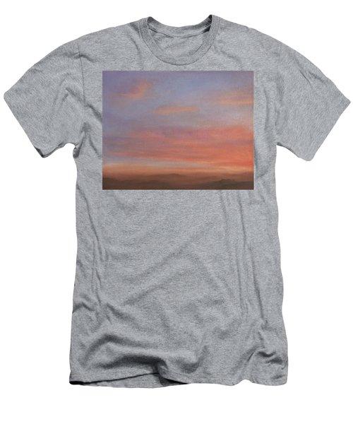 Desert Sky A Men's T-Shirt (Athletic Fit)