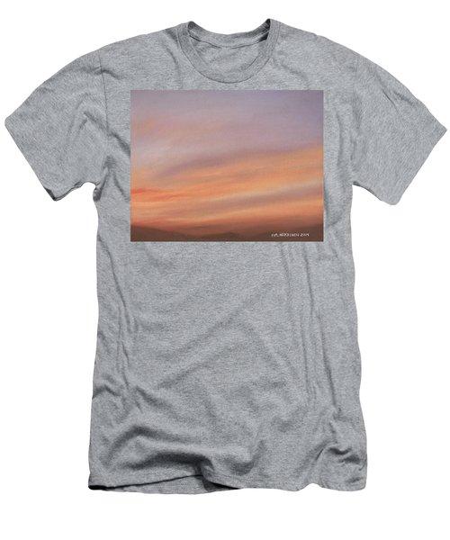 Desert Sky C Men's T-Shirt (Athletic Fit)