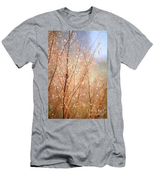 Dewdrop Morning Men's T-Shirt (Athletic Fit)