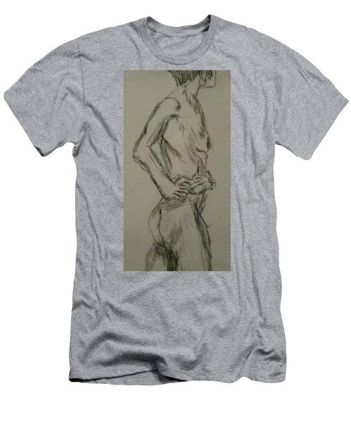 Diana Men's T-Shirt (Slim Fit) by David Trotter