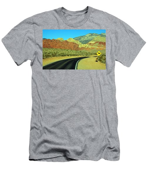 Diversified Landscape Men's T-Shirt (Athletic Fit)