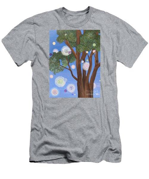 Divine Possibilities Men's T-Shirt (Athletic Fit)