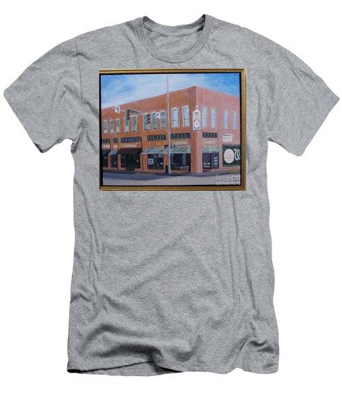 The Chavanne Building Men's T-Shirt (Athletic Fit)