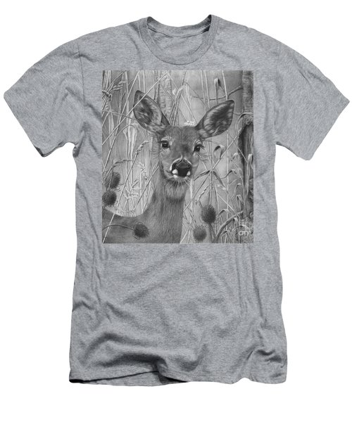 Doe Pretty Men's T-Shirt (Athletic Fit)