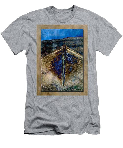 Men's T-Shirt (Slim Fit) featuring the photograph Dory by WB Johnston