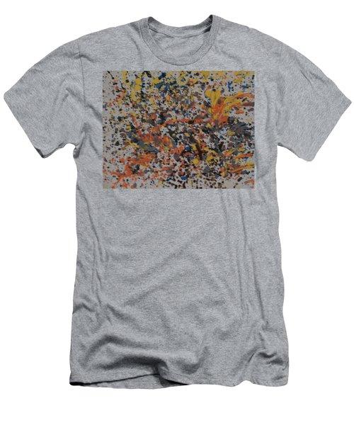 Down With Disease Men's T-Shirt (Slim Fit)