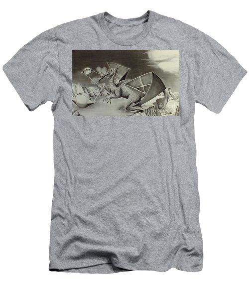 Dragon Men's T-Shirt (Athletic Fit)