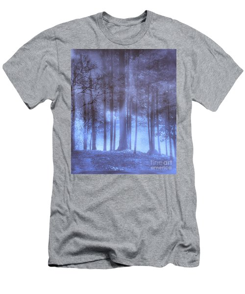 Dreamy Forest Men's T-Shirt (Athletic Fit)