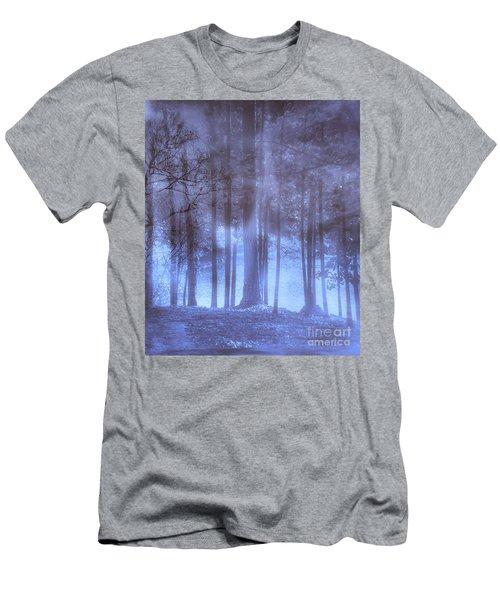 Dreamy Forest Men's T-Shirt (Athletic Fit)