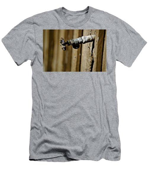 Drip...drip...drip...drip Men's T-Shirt (Athletic Fit)