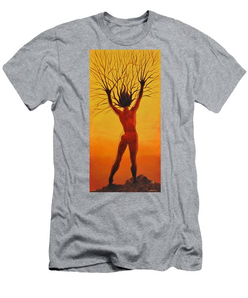 Dryad Men's T-Shirt (Athletic Fit)