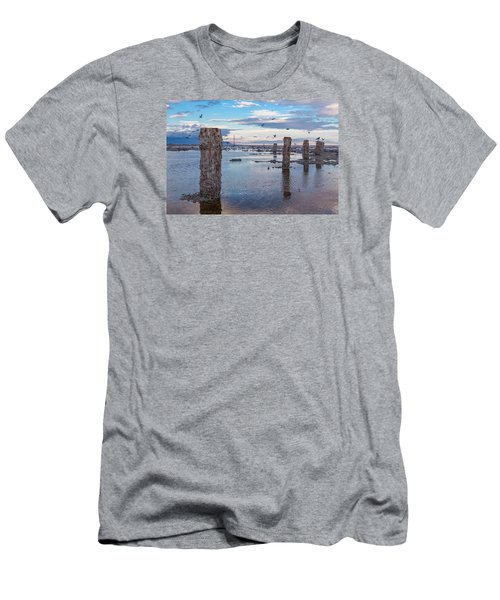 Drying Dock Men's T-Shirt (Athletic Fit)