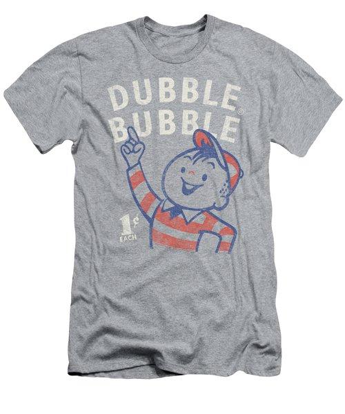 Dubble Bubble - Pointing Men's T-Shirt (Athletic Fit)