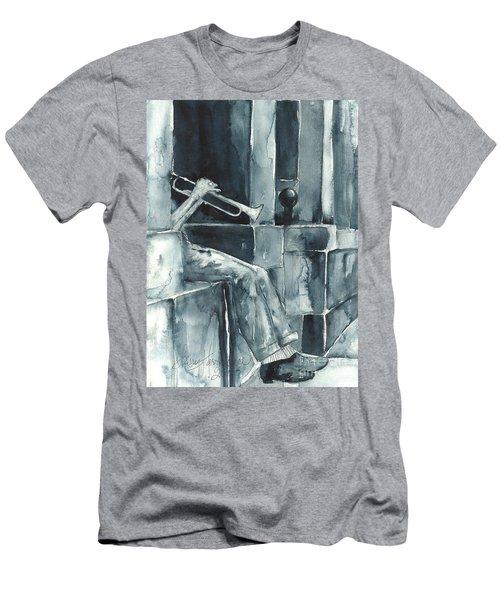 Echo Of The Spirit Men's T-Shirt (Athletic Fit)