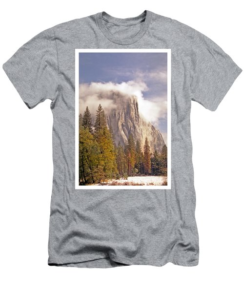 El Capitan I Men's T-Shirt (Athletic Fit)