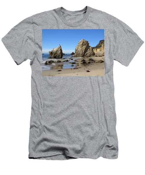 El Matador Beach Men's T-Shirt (Athletic Fit)