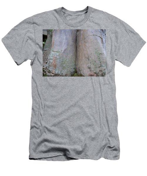 Elephant Legs Men's T-Shirt (Athletic Fit)