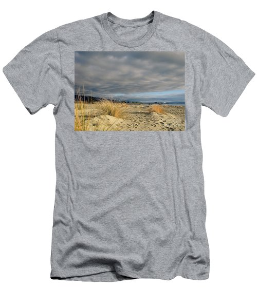 Enclosed In Between Men's T-Shirt (Athletic Fit)