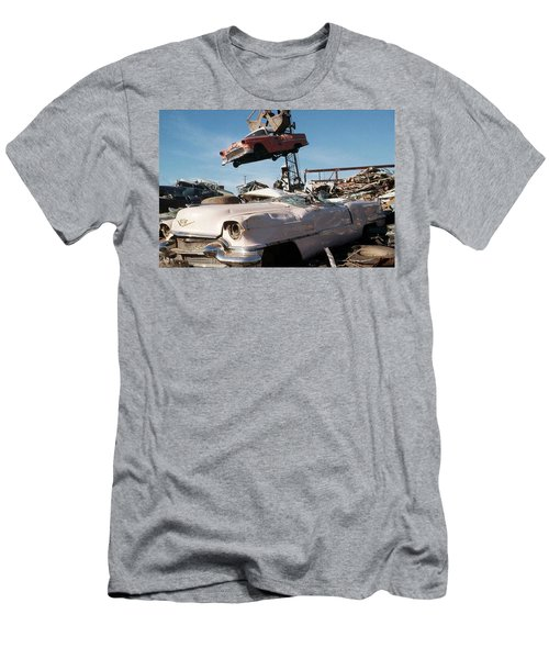 End Of The Line Men's T-Shirt (Athletic Fit)