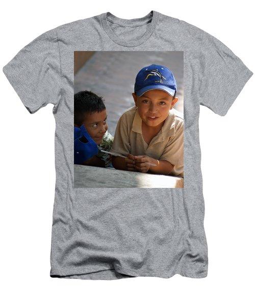 Ensenada Boys 07 Men's T-Shirt (Athletic Fit)