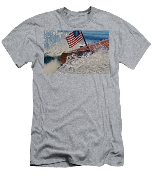 Now Is The Time To Buy Men's T-Shirt (Athletic Fit)
