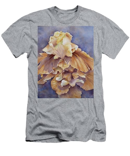 Eruption II--flower Of Rebirth Men's T-Shirt (Athletic Fit)