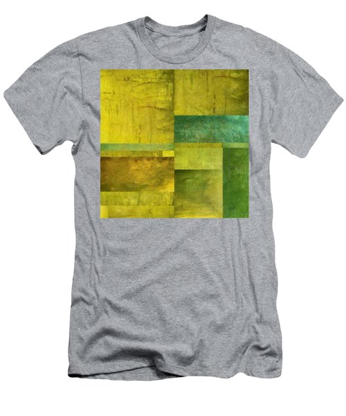 Essence Of Green Men's T-Shirt (Athletic Fit)
