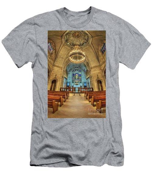 Eternal Search Men's T-Shirt (Athletic Fit)