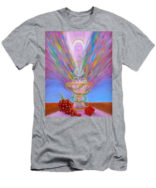 Eucharist Men's T-Shirt (Athletic Fit)