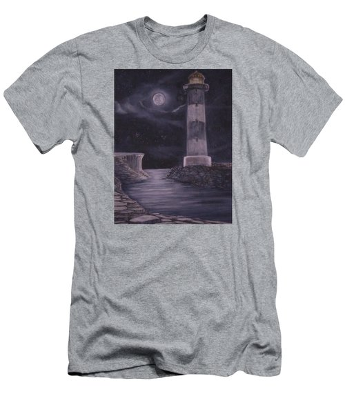 Evening At Point Lookout Men's T-Shirt (Athletic Fit)