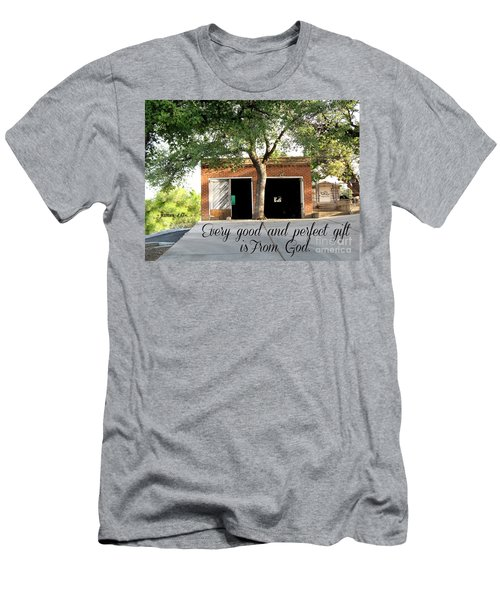 Every Good And Perfect Gift Men's T-Shirt (Athletic Fit)