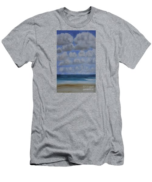 Everyday Is A New Horizon Men's T-Shirt (Athletic Fit)