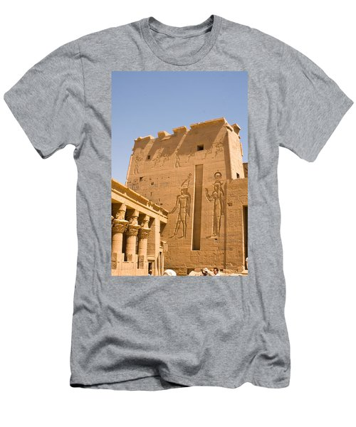 Exterior Wall Art Men's T-Shirt (Athletic Fit)