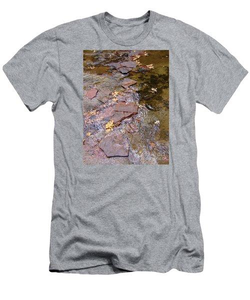 Fall Colors 6443 Men's T-Shirt (Slim Fit) by En-Chuen Soo