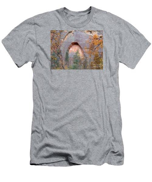 Fall Colors 6482 Men's T-Shirt (Slim Fit) by En-Chuen Soo