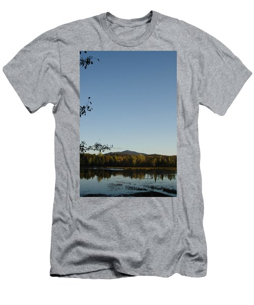 Fall In The Adirondacks Men's T-Shirt (Athletic Fit)