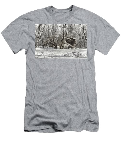 Falling In Men's T-Shirt (Athletic Fit)