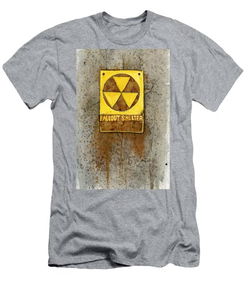 Fallout Shelter #1 Men's T-Shirt (Athletic Fit)