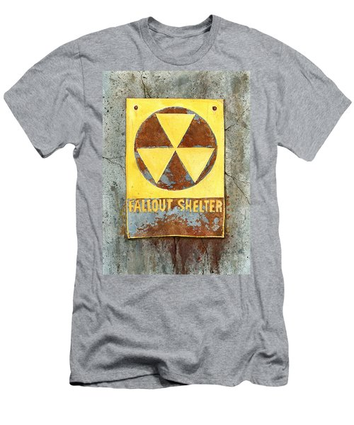 Fallout Shelter #2 Men's T-Shirt (Athletic Fit)