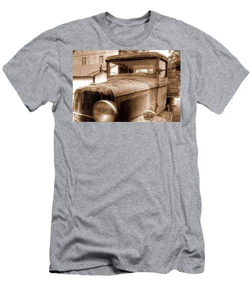 Farmer's Best Friend Men's T-Shirt (Athletic Fit)