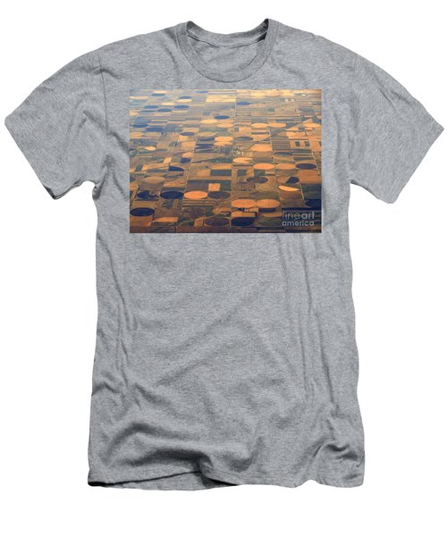 Farming In The Sky 2 Men's T-Shirt (Athletic Fit)